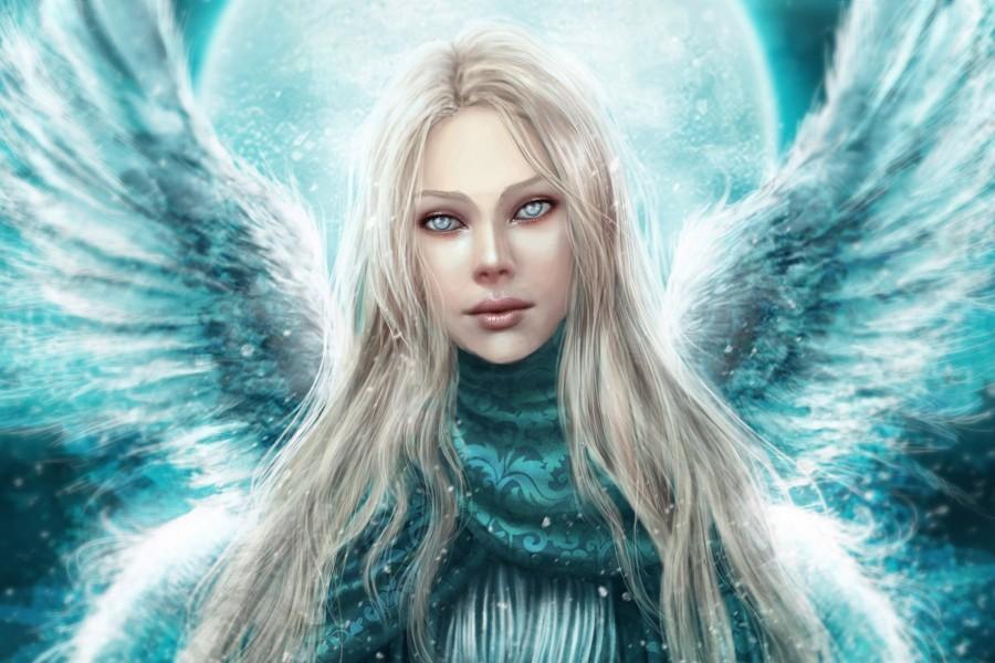 Un bello ángel
