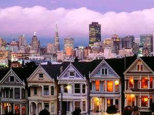 San Francisco al amanecer