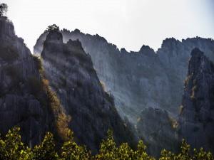 Montañas en Tailandia