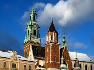 Catedral de San Wenceslao y San Estanislao (Cracovia, Polonia)