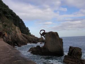 Peine del Viento (San Sebastián)
