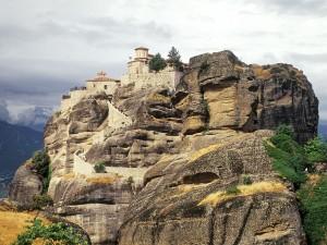 Monasterio Varlaam (Meteora, Grecia)