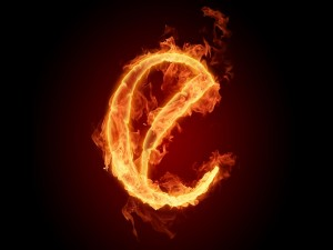 Internet Explorer en llamas