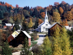 Otoño en Vermont