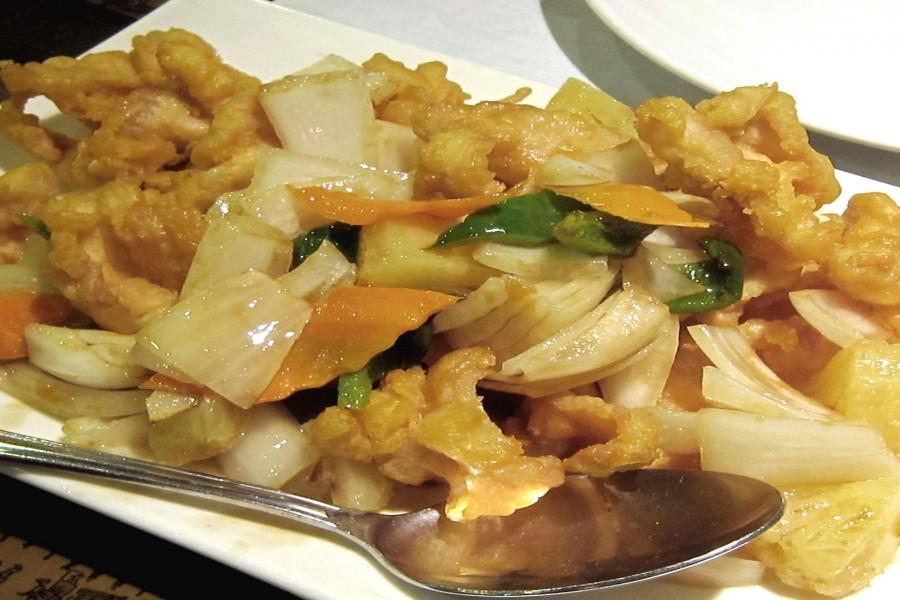 Comida picante  de Tailandia