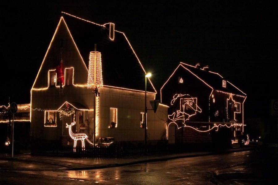 Casas adornadas para navidad 73098 - Casas decoradas en navidad ...