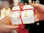 Toma mi regalo de Navidad