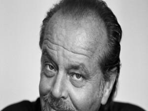 El actor estadounidense Jack Nicholson