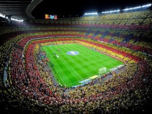 Estadio Camp Nou (Barcelona, España)