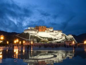 Palacio de Potala (Lhasa, Tíbet)