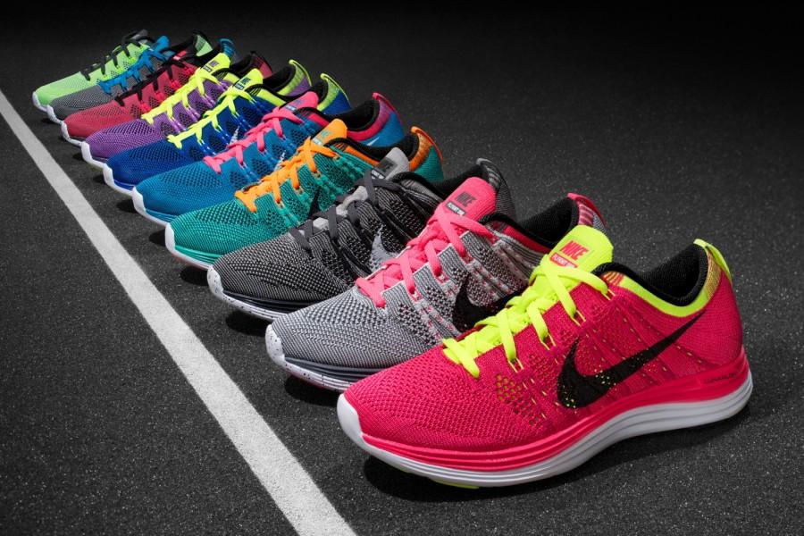 Varias zapatillas Nike