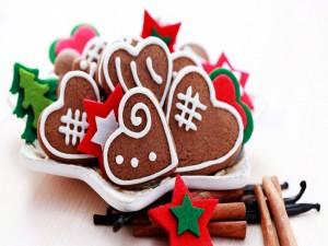 Ricas galletas para Navidad