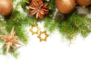 Decoración para los días de Navidad