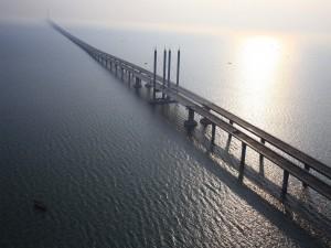 El puente más largo, China