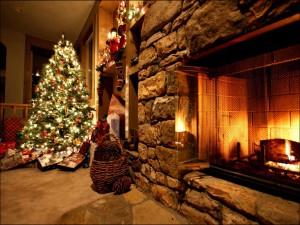 Una cálida Navidad