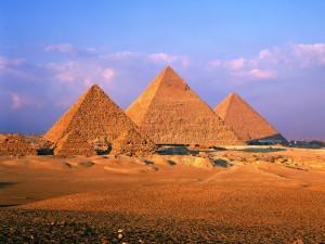 Necrópolis de Guiza (Egipto)