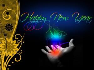 Les deseo feliz Año Nuevo