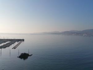Ría de Vigo (Galicia, España)