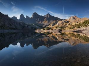 Parque Nacional de Mercantour, Francia
