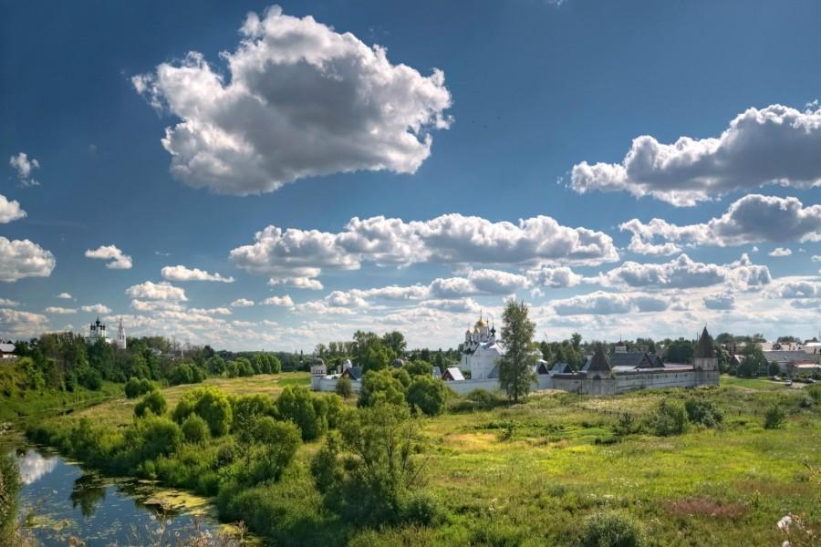 Convento de la Intercesión (Súzdal, Rusia)