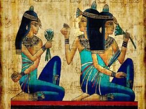 Pintura del Antiguo Egipto