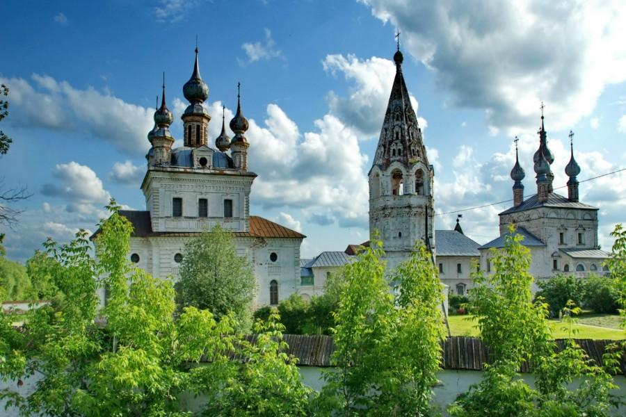 Monasterio de San Miguel Arcángel (Yúriyev-Polski, Rusia)
