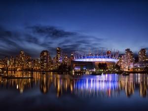 Estadio de Vancouver, Canadá