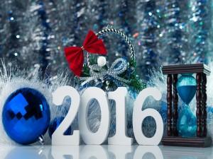 Llegando el Nuevo Año 2016
