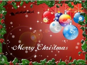 Felicitación para Navidad