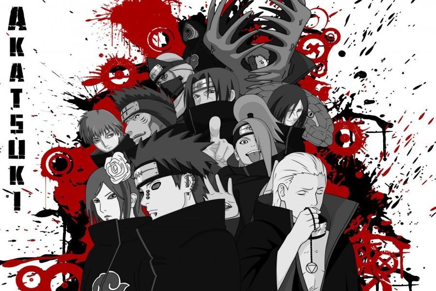 Organización Akatsuki (Naruto)
