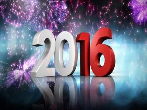 Festejando el Nuevo Año 2016