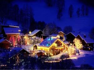 Fría noche de Navidad
