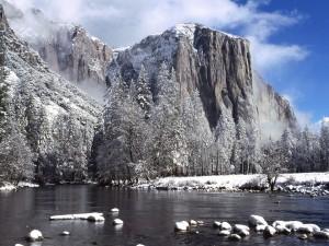 Invierno en Yosemite