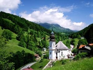 Iglesia Maria Gern (Baviera, Alemania)