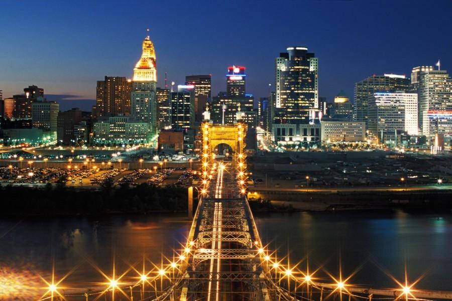 Puente colgante John A. Roebling (Cincinnati)