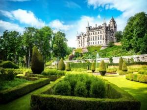 Castillo de Dunrobin, Escocia