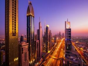 La hermosa Dubai