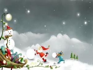 Diversión en Navidad
