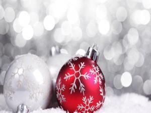 Bolas para poner en el Árbol de Navidad