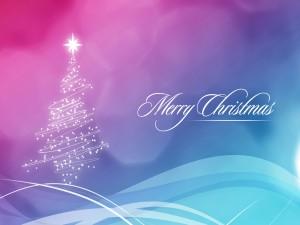 Felicitación para el Día de Navidad