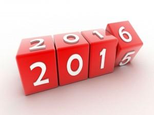 Se va el 2015 y comienza el Año Nuevo 2016