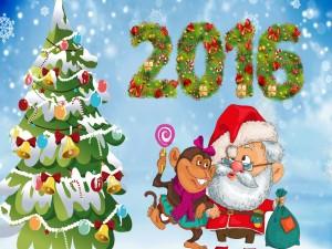 Año del mono 2016