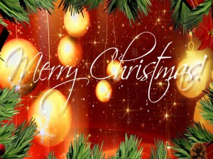 Les deseo Feliz Navidad