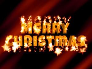Felicitación en Navidad
