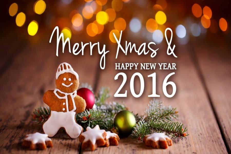 Feliz Año Nuevo y Navidad