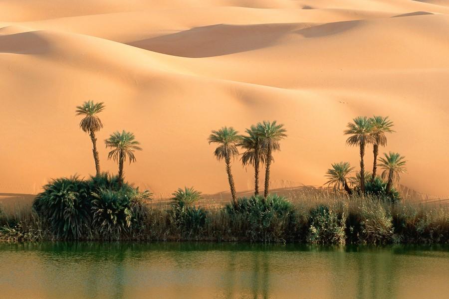 Desierto de Libia