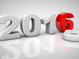 ¡Hola al Año Nuevo 2016!