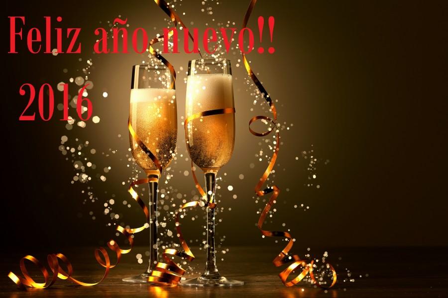 Brindemos por el Año Nuevo 2016