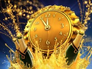 Vísperas del Año Nuevo