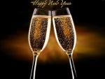 Brindis por el Nuevo Año 2016